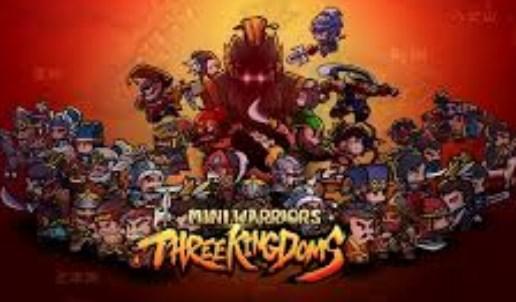 Mini Warriors Three Kingdoms Apk+Data Free on Android Game Download