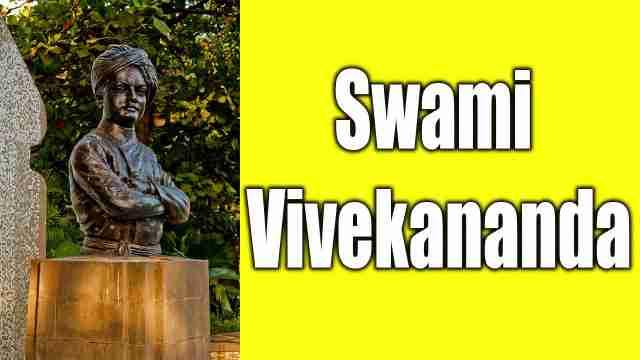 English essay on swami vivekananda