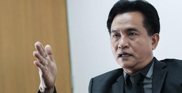 Yusril Bela Jokowi, PBB Tetap Berseberangan dengan Pemerintah? Ini yang Terjadi