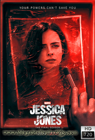 Jessica Jones Temporada 3 [720p] [Latino-Ingles] [MEGA]