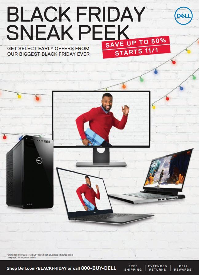 Dell Black Friday 2019