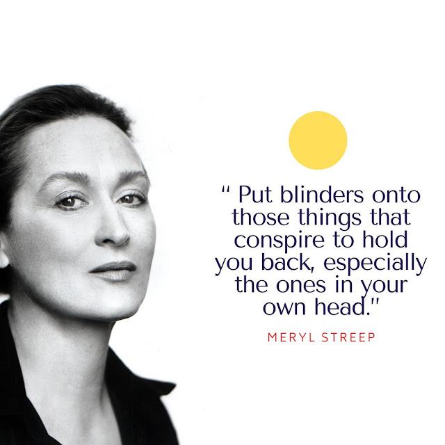 Ever Best Meryl Streep Quotes
