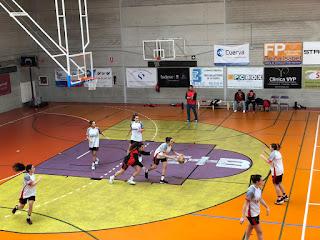 Jornada cargada de derrotas en la Primera Nacional Femenina y Masculina