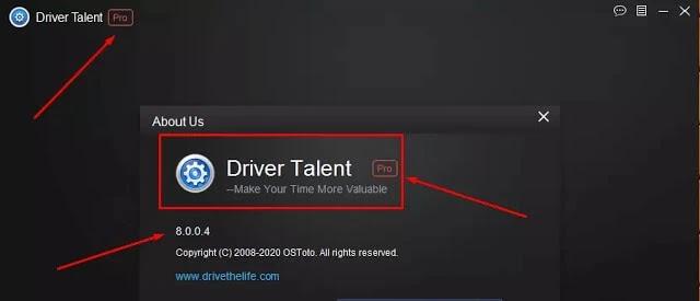 Driver Talent Pro Full Version