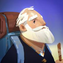 تحميل لعبة Old Man's Journey للأندرويد