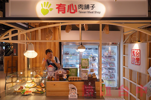 DSC04089 - 台中第六市場試營運現場直擊│全台第一個開在百貨公司的傳統菜市場將於9/21正式開幕