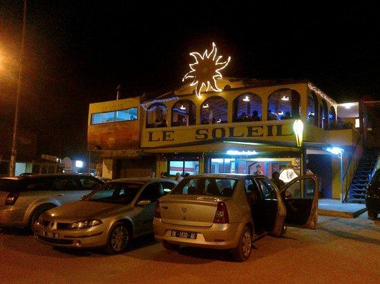 Le Soleil de Saly, un endroit unique : Soleil, restaurant, bar, saly, portudal, mbour, tourisme, orchestre, musique, menu, plat, cuisine, LEUKSENEGAL, Dakar, Sénégal, Afrique