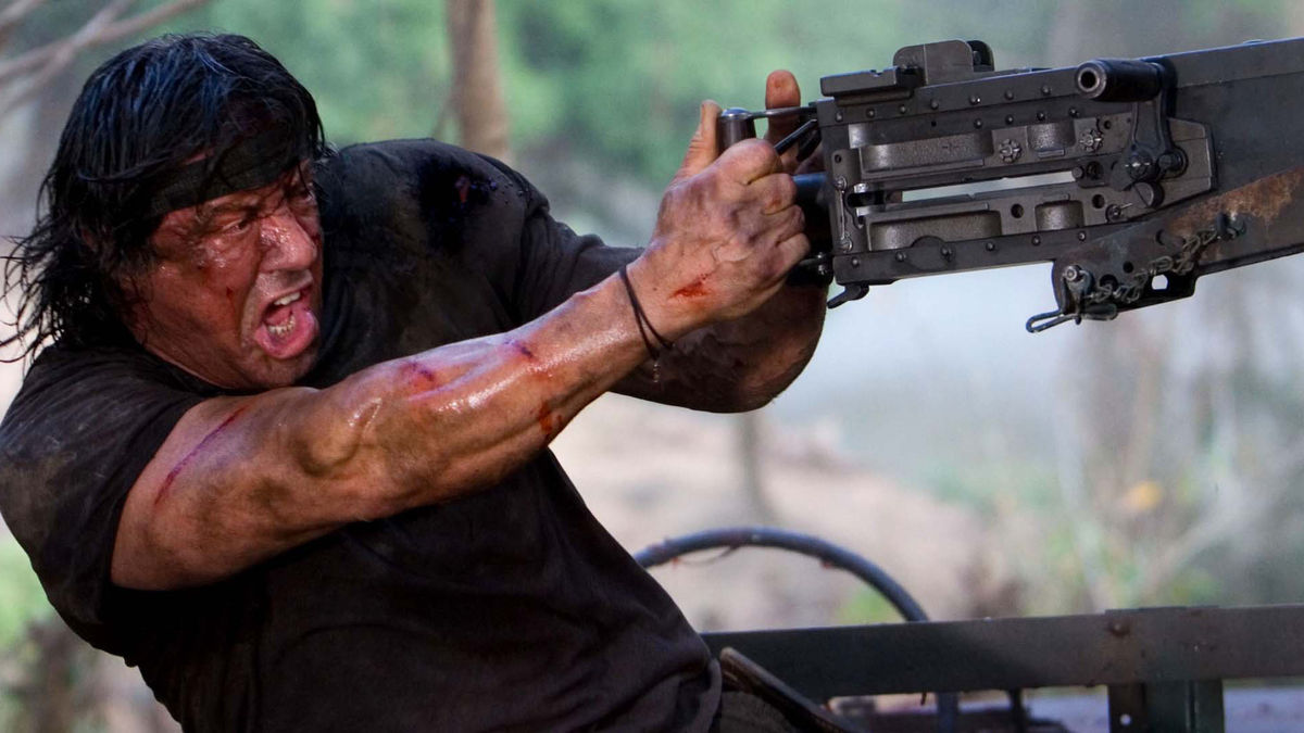 Movie Review: Rambo (2008)   The Ace Black Blog