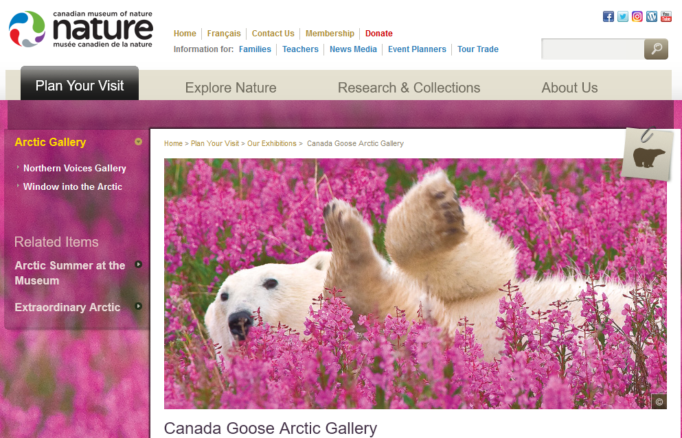 Museum Of Nature Free Admission Ottawa