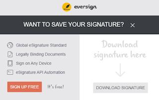 signature online