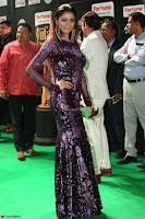 Shilpi Sharma looks Glamorous in Transparent Purple Glittering Gown at IIFA Utsavam Awards 034.JPG
