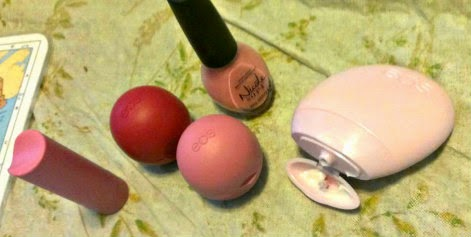 eos breast cancer awareness products