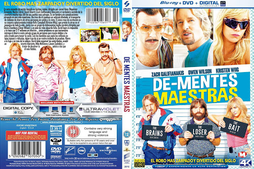 Gênios do Crime Torrent - BluRay Rip 720p e 1080p Dual Áudio (2016)