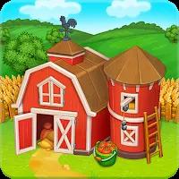 Farm Town: Happy farming Day & with farm City Mod Apk