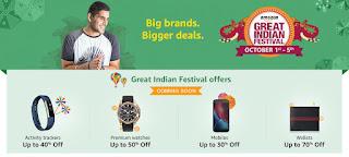 Amazon Festival offer