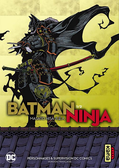 Batman Ninja le manga