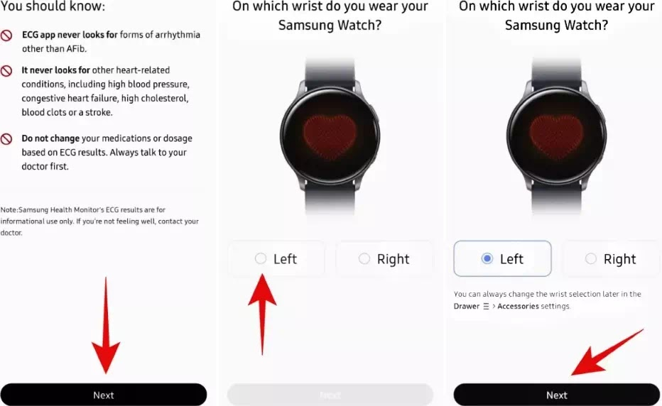 Cara Cek EKG di Samsung Galaxy Watch-5