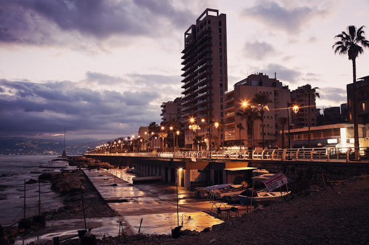 Lebanon Is Out Of Electricity Nationwide