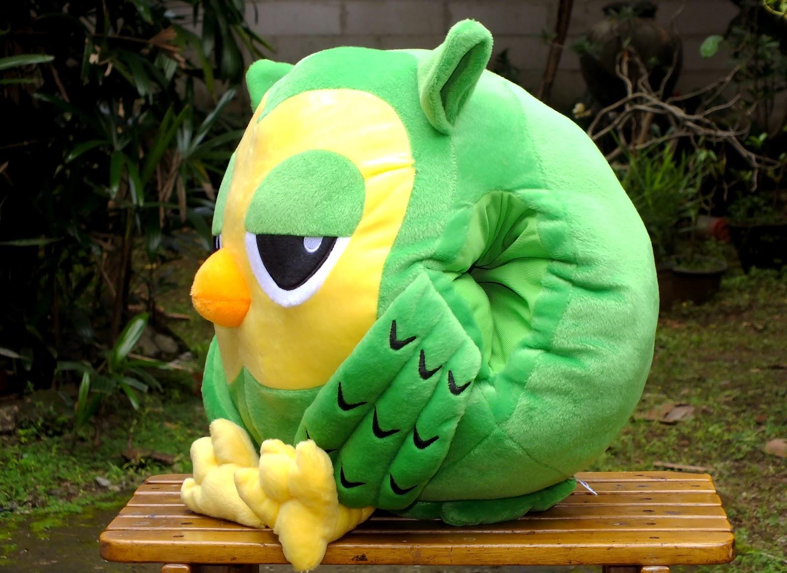 jual boneka tangan roumang burung hantu · Boneka lucu bentuk burung hantu 3b455b5909