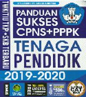 Buku - Panduan Sukses CPNS PPPK Tenaga Pendidik 2019-2020