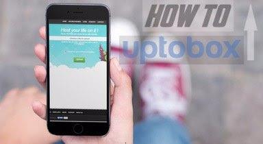 cara upload file di uptobox