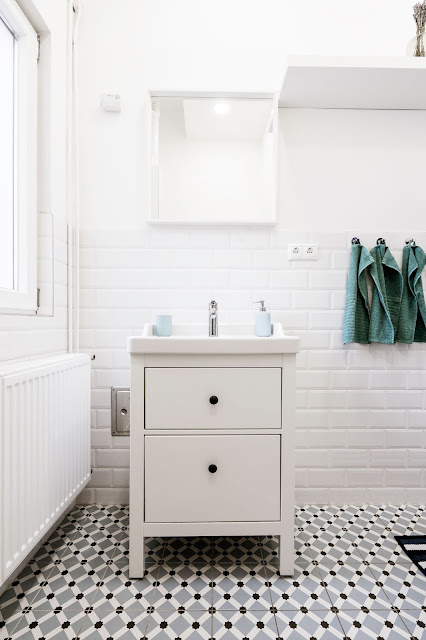 finding bathroom storage for a small difficult bathroom