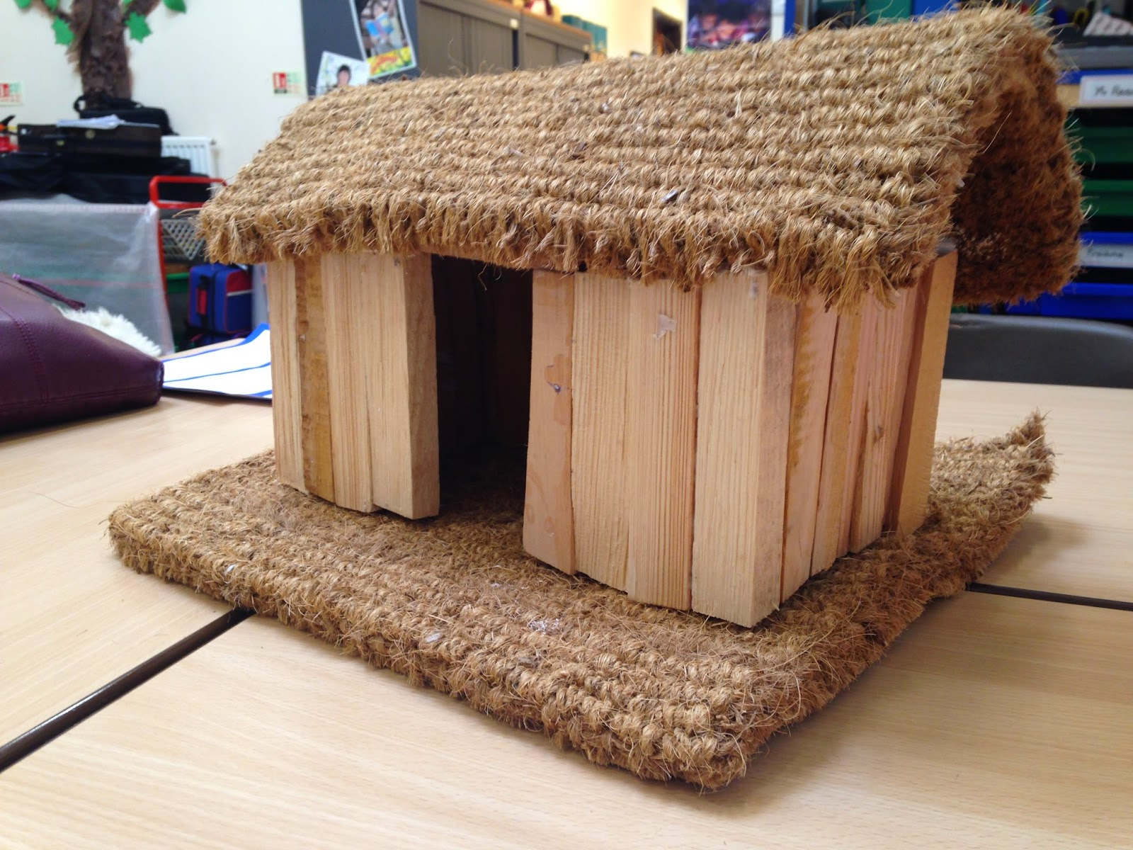 All Saints Blog Fantastic Anglo Saxon Homework From Year 4