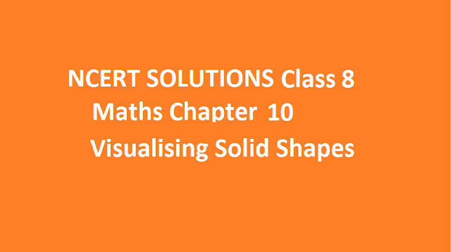 Visualising Solid Shapes