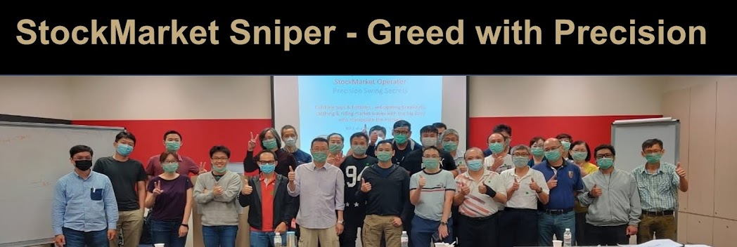 StockMarket Sniper - Greed with Precision