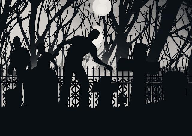 zombie, moblynching,