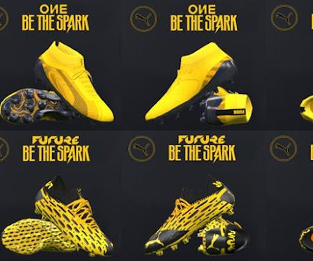 Puma Spark Bootpack For PES 2017 - PES 2020