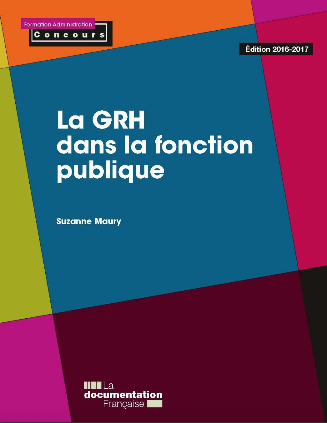 grande biblioth u00e8que   la grh dans la fonction publique en pdf