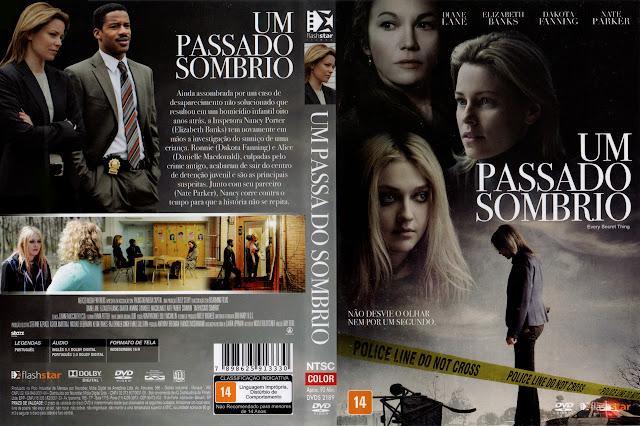 Capa DVD Um Passado Sombrio