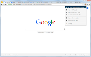 Cara membuka banyak tab pada browser google chrome tanpa membuat komputer anda lemot