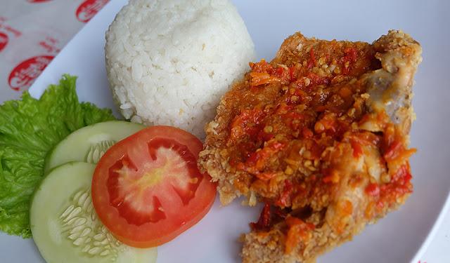 Resep Ayam Geprek Istimewa