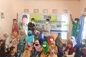 Reses; Selain Serap Aspirasi Warga, Moh Akri Saluran Wireless dan Al-Qur'an untuk TPQ Wajageseng Loteng