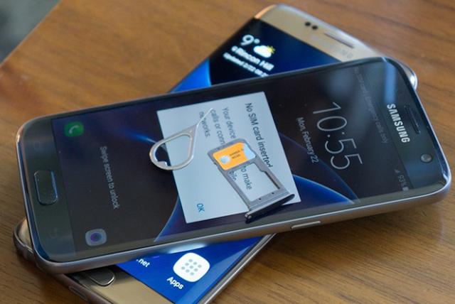 Galaxy S7 sử dụng 8GB bộ nhớ trong cho phần mềm cài đặt sẵn - 112840