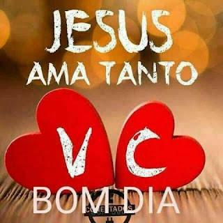 Jesus te Ama eu tambem