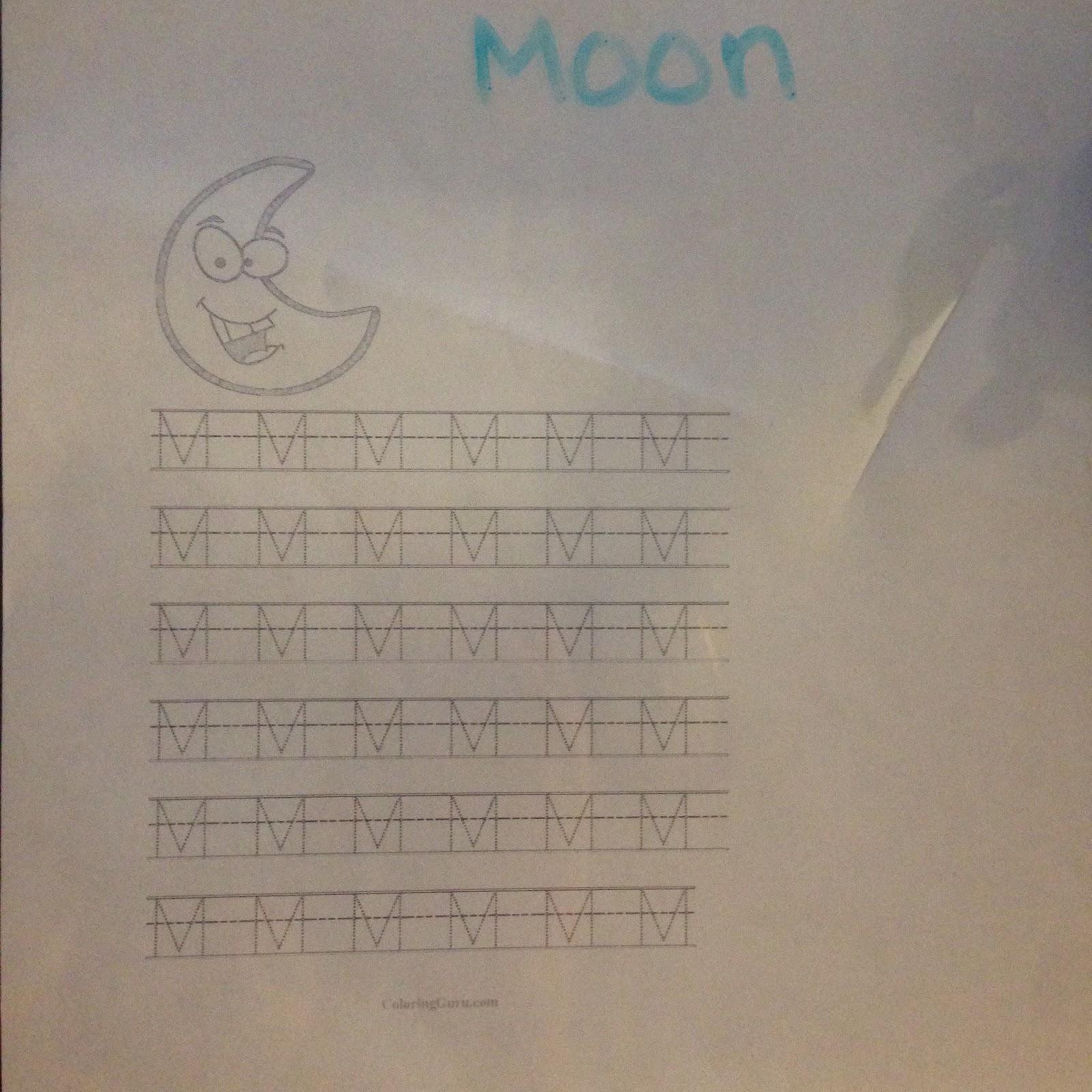 Mama S Little Homeschool Preschool Space Exploration Unit