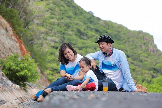 Curves of Con Dao Islands