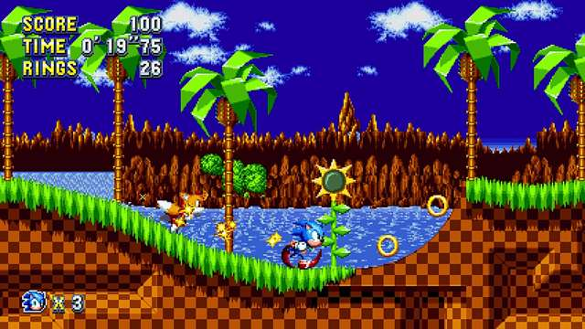 Sonic Mania PC Full Español