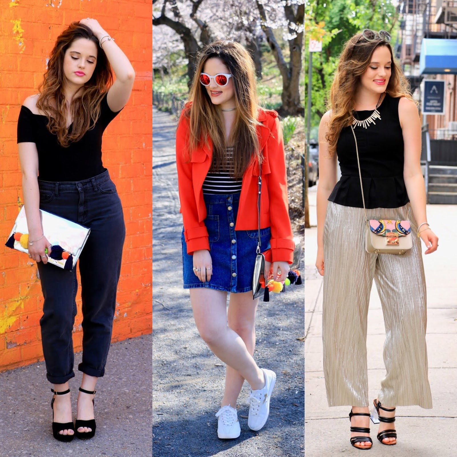 Nyc spring street style