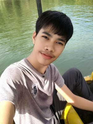 Handsome isan boy lost in Hat Yai