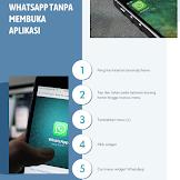 Cara Baca Pesan WhatsApp Tanpa Membuka Aplikasi