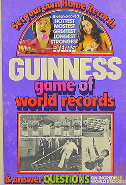 The Guinness Game Of World Records