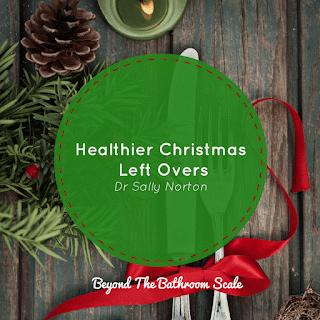 Healthier Christmas Left Overs