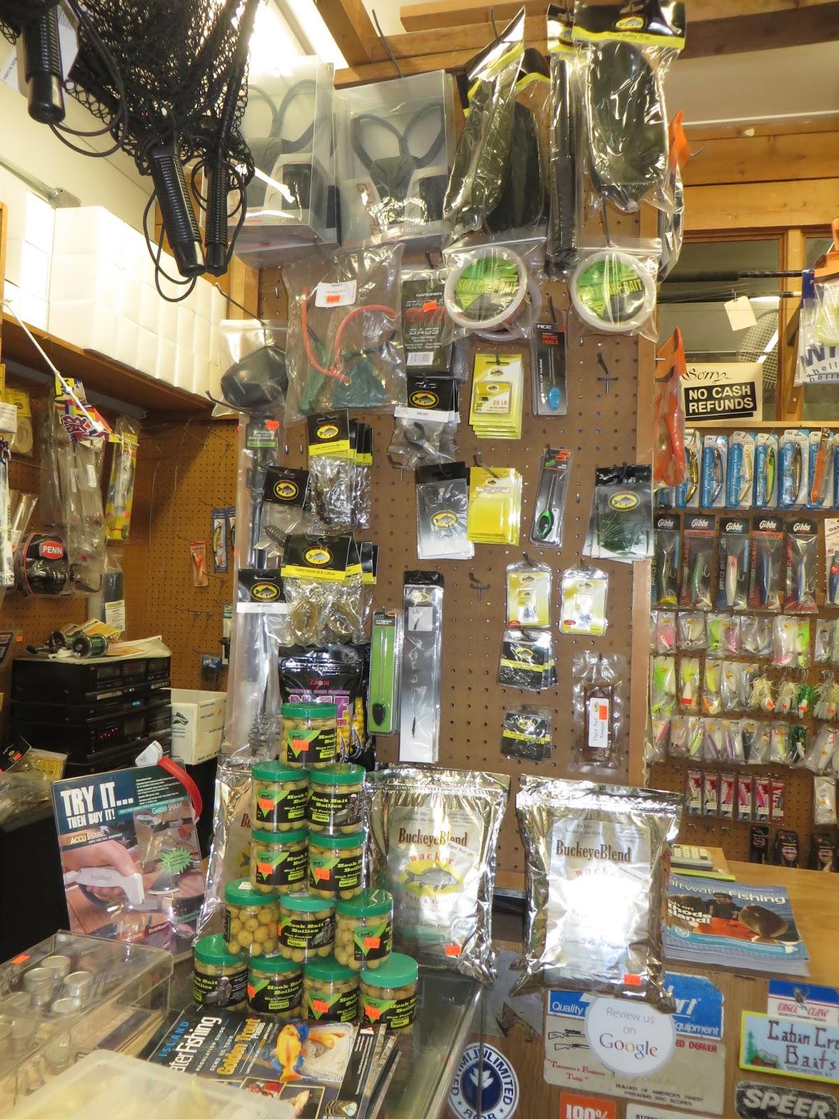 Rhode Island Carp Fishing: RI's Carp Gear Tackle Shop ...