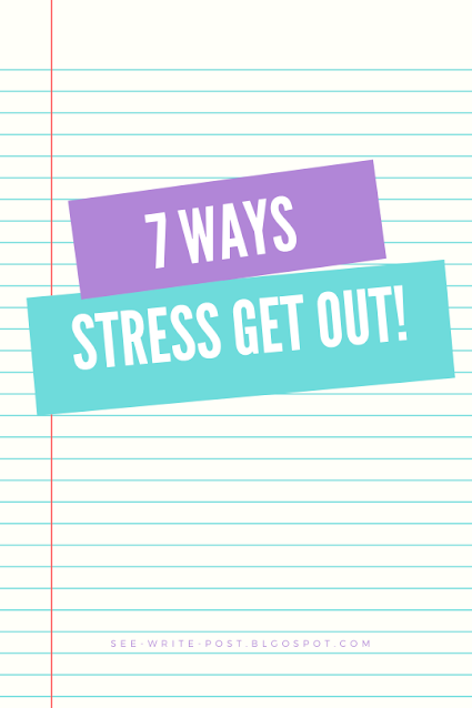 7 ways to do to relieve stress | Lisa Maurie