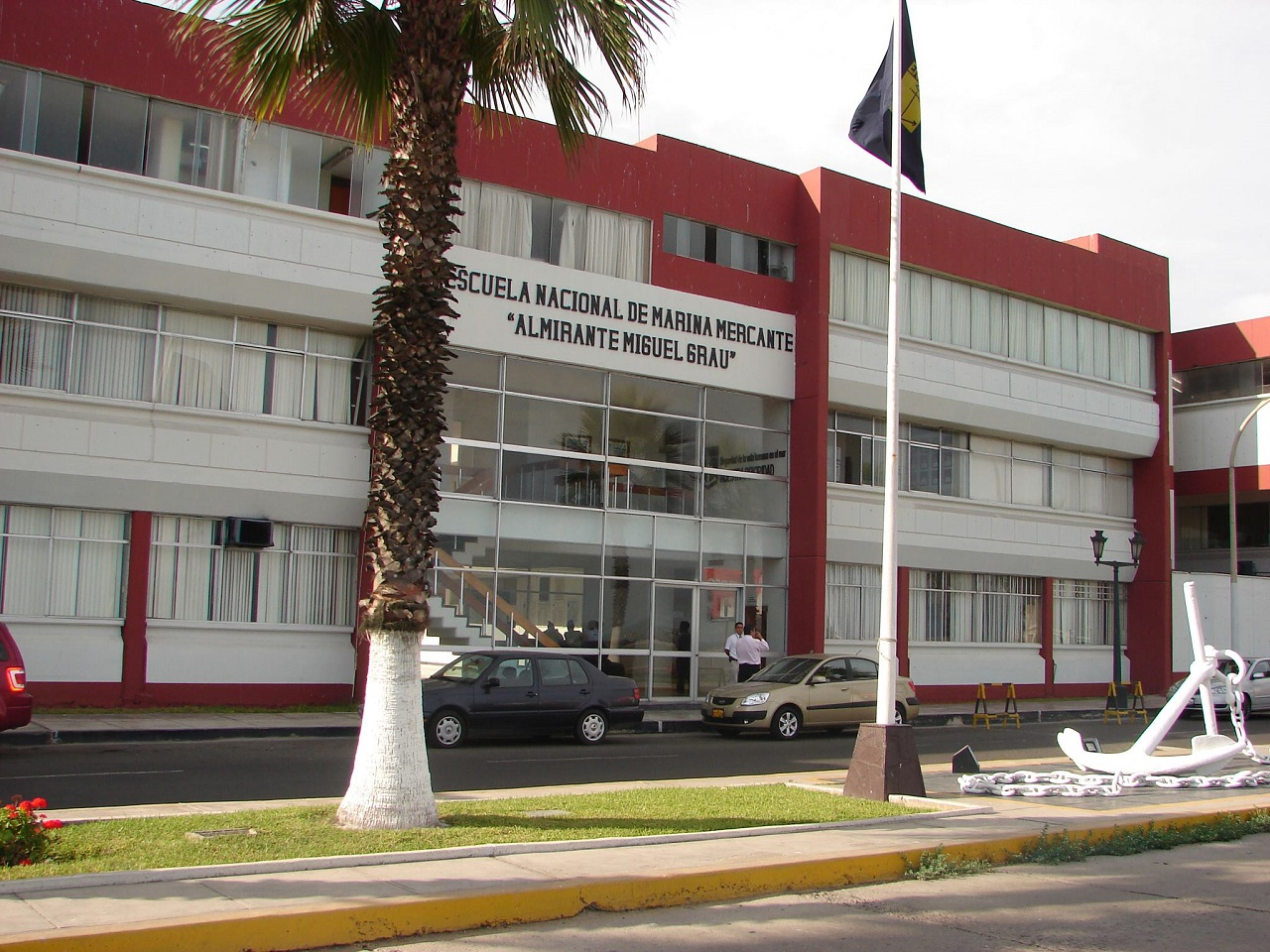 Escuela Nacional de Marina Mercante Almirante Miguel Grau