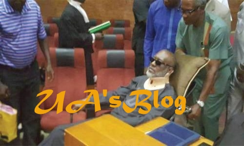 BUSTED: Olisa Metuh Lied, London Hospital Disowns His Doctor Says He's Not Their Employee